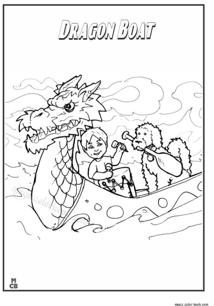 685x979 Dragon Boat Coloring Pages Dragon Boat Coloring Pages Free