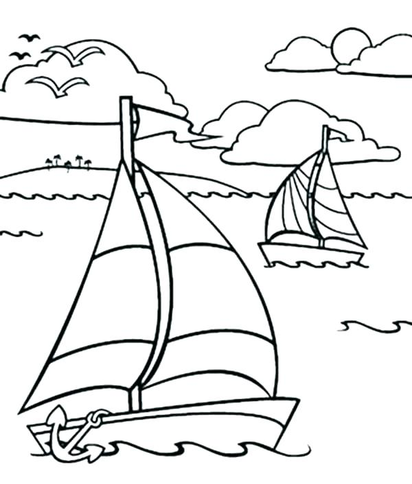 600x704 Top Rated Boat Coloring Page Pictures Top Rated Boat Coloring Page