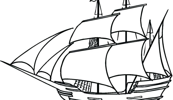 728x421 Boat Coloring Page Coolest Speed Boat Free Coloring Pages