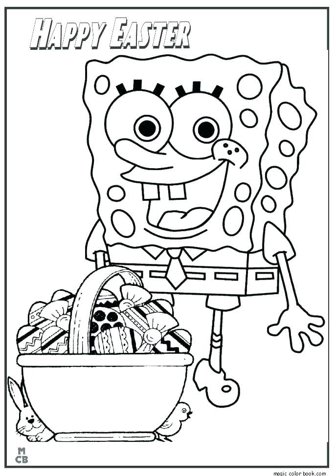 685x974 Sponge Bob Square Pants Coloring Pages Sponge Bob Square Pants
