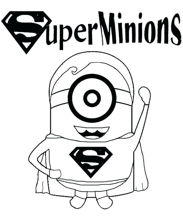 615x724 Bob Coloring Pages Free Minion Bob Coloring Pages Printable