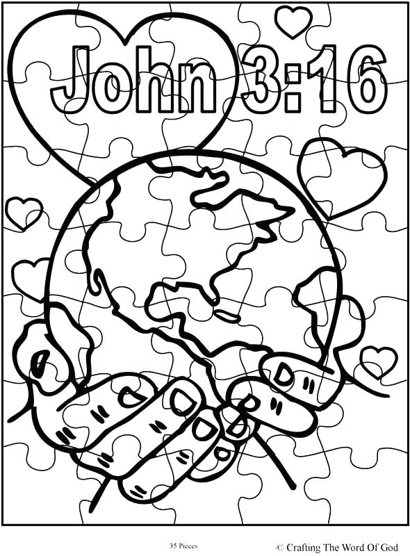 590x800 Charming Design John Coloring Page Elegant And Valentine