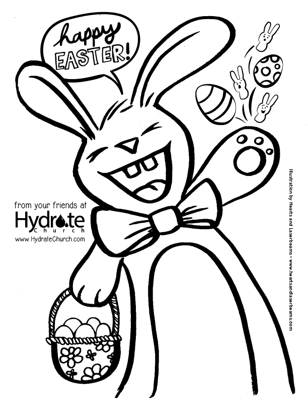 612x792 Easter Coloring Pages And Easter Egg Hunt In Pooler!