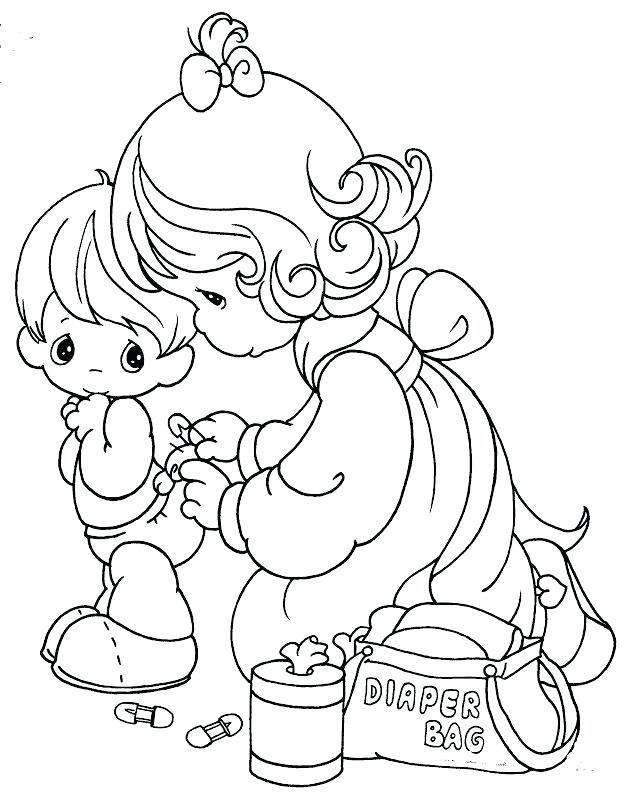 Bob Ross Coloring Page At Getdrawings Com Free For