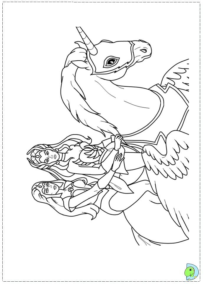 691x960 Ran Coloring Page