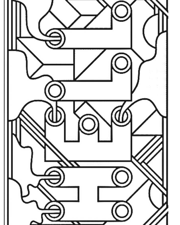 736x920 Best Images On Coloring Books, Coloring Pages