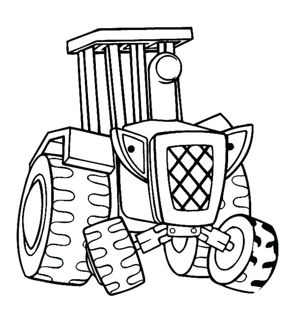 Free Bob The Builder Coloring Pages Free, Download Free Clip Art ... | 656x600