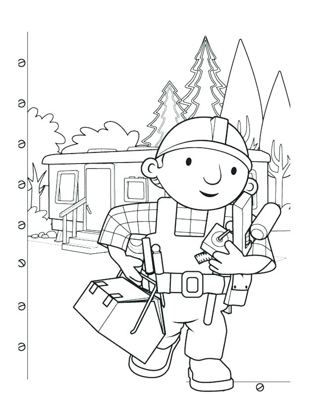 650x795 Coloring Pages Bob The Builder Coloring Pages Thanksgiving Dinner