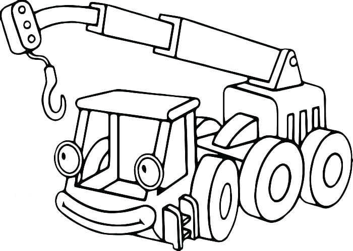 700x499 The Builder Coloring Pages Scoop Bob The Builder Scoop Coloring