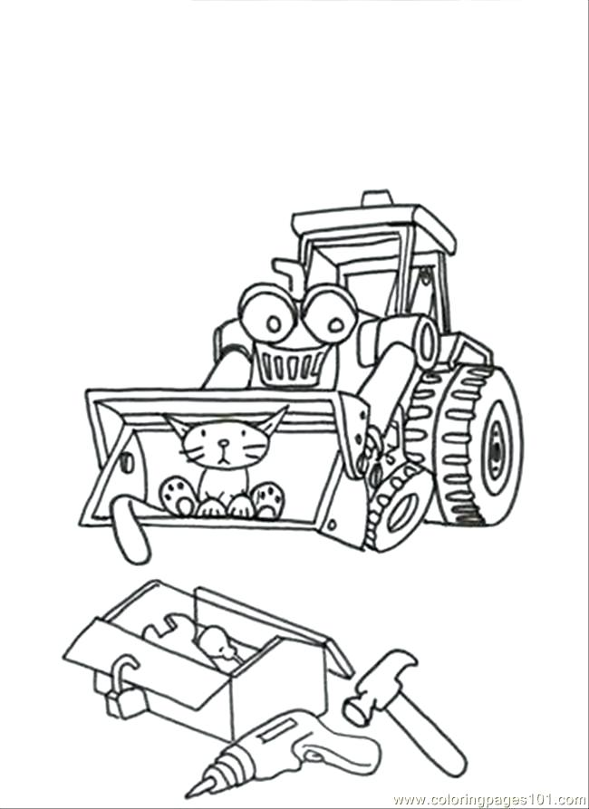 650x893 Bob The Builder Coloring Pages Bob The Builder Coloring Pages Bob
