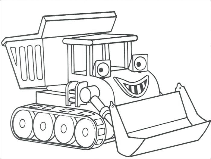 700x528 Bob The Builder Coloring Pages Printable Bob The Builders Coloring