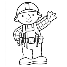 230x230 Top Free Printable Bob The Builder Coloring Pages Online