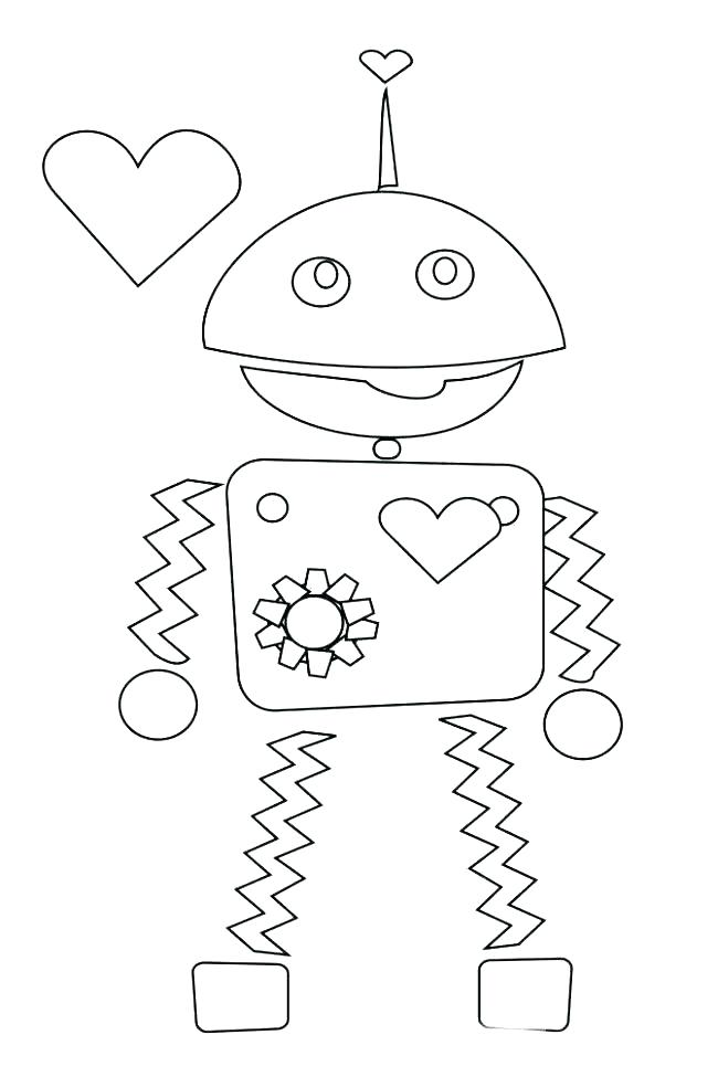 650x975 Body Parts Coloring Pages Boy Valentine Coloring Pages Free