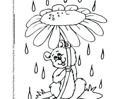 440x330 Body Parts Coloring Pages For Preschool Free Cut And Paste Body