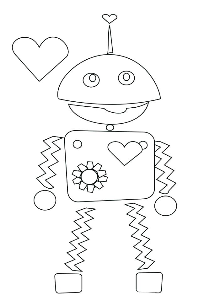 650x975 Boy Valentine Coloring Pages Free Printables For Kindergarten Body