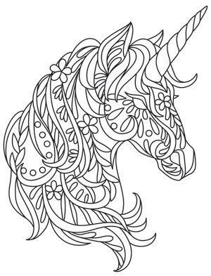 300x393 Bohemian Unicorn Design