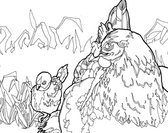 Bomb Coloring Pages