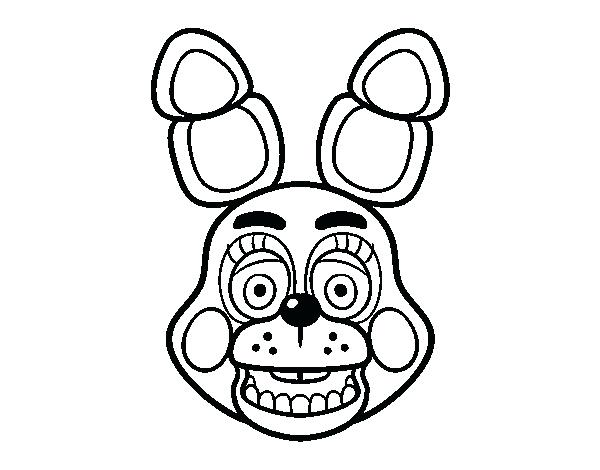 600x470 Bonnie Coloring Pages Toy Coloring Pages Misfit Toys Coloring