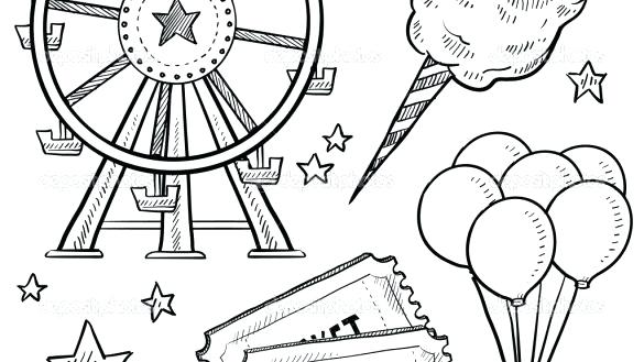 585x329 Fair Coloring Pages Coloring Book Fair Coloring Pages Sheets