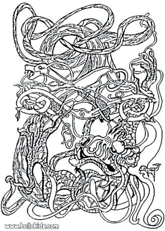 336x470 Book Of Kells Coloring Pages Coloring Pages Books Coloring Book