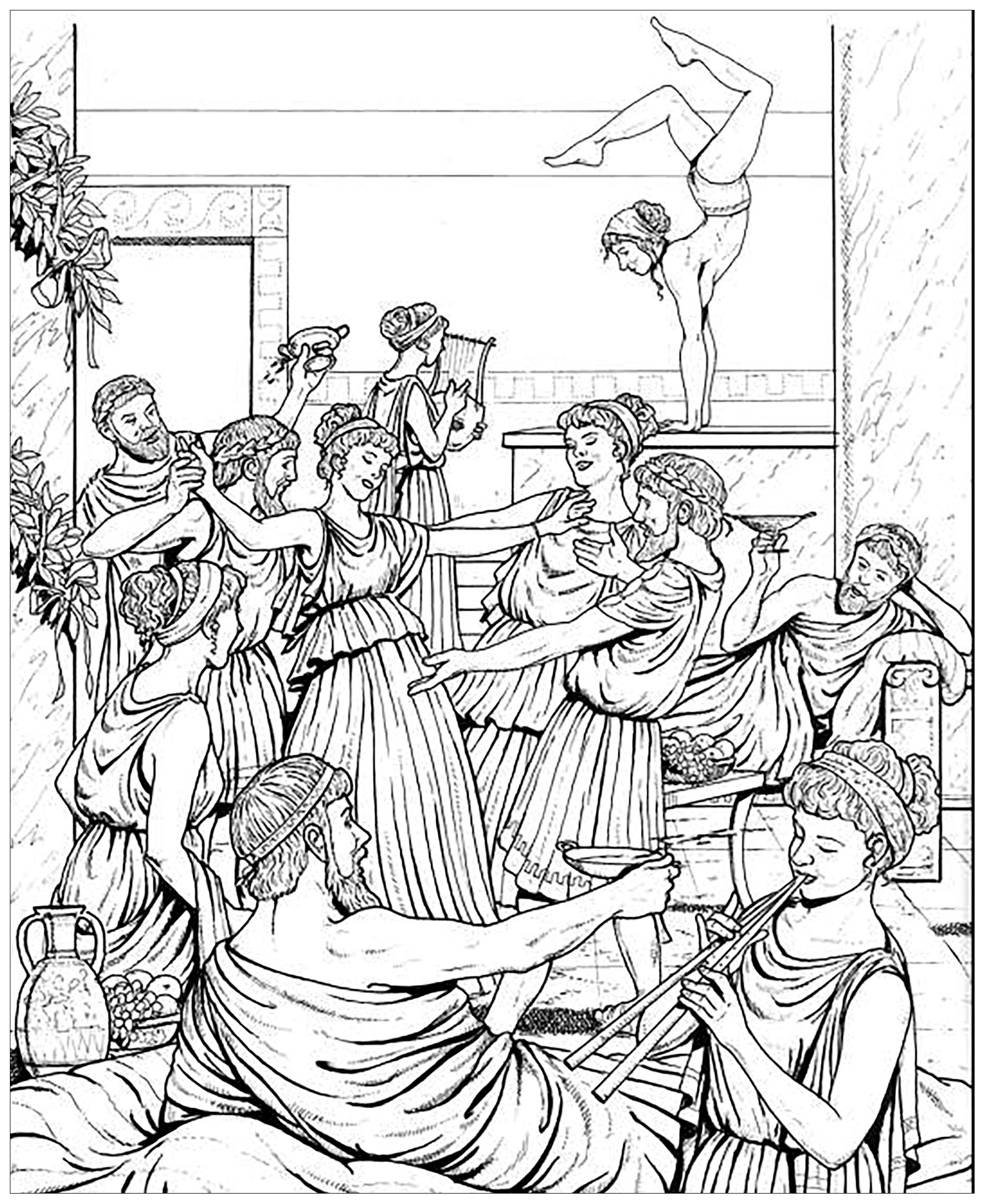 1890x2309 From Book Life In Ancient Greece