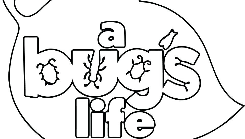 960x544 A Bugs Life Coloring Pages Bugs Life Coloring Pages Book Intended