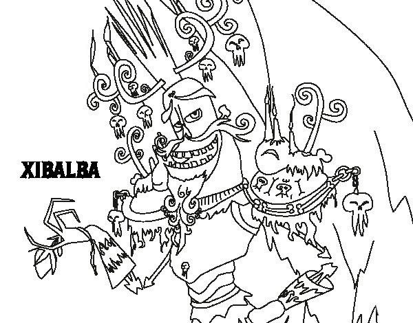 600x470 The Book Of Life Coloring Pages Coloring Pages For Kids