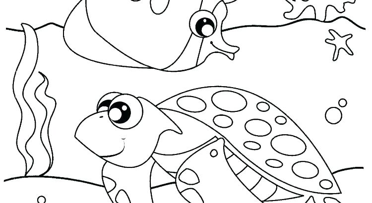 750x410 Printable Ocean Coloring Pages