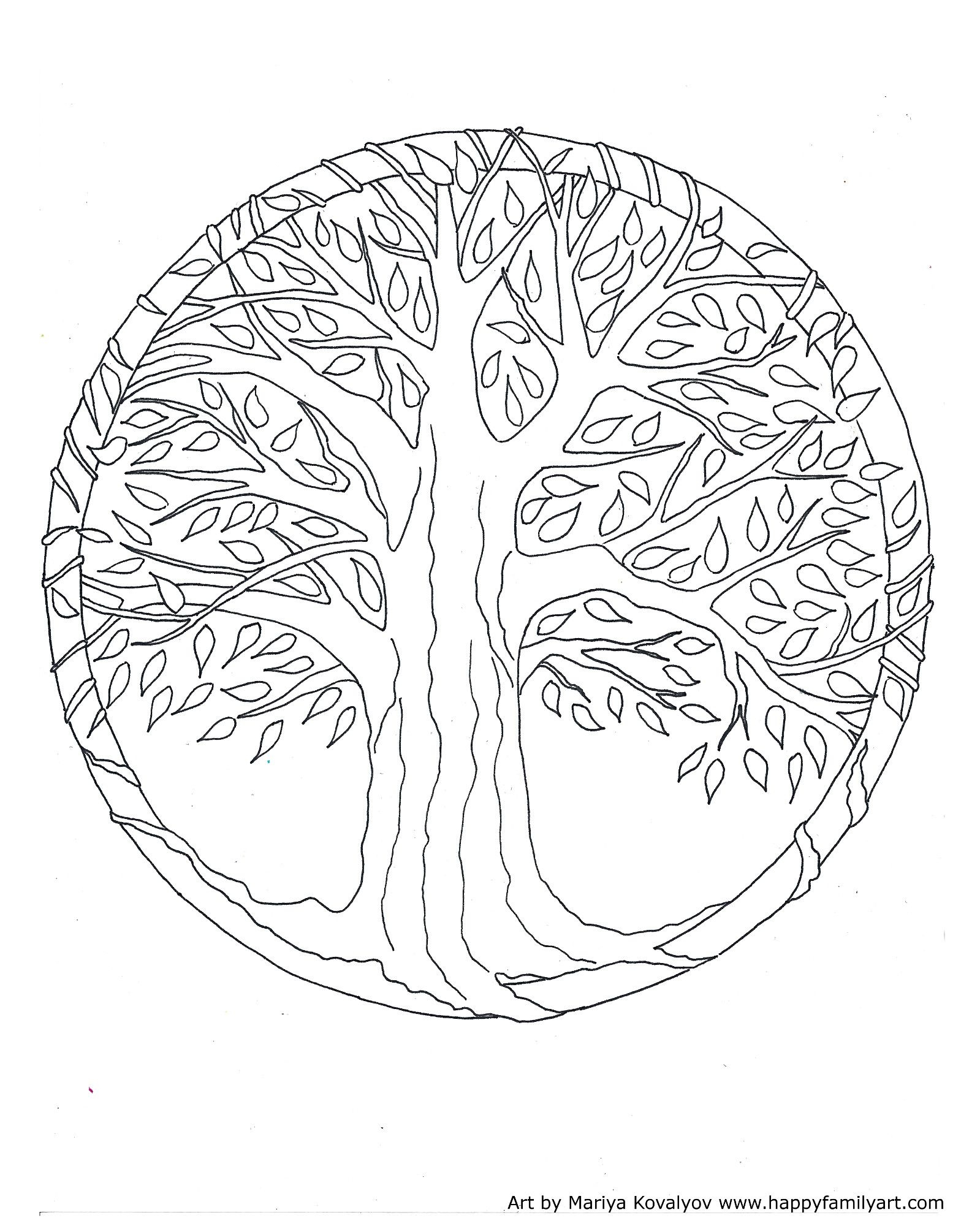 1599x2000 Awesome Tree Life Coloring Pages Coloring Pages Free Coloring