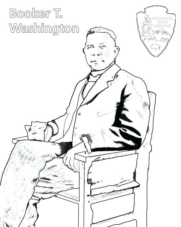 618x772 Washington Monument Coloring Page