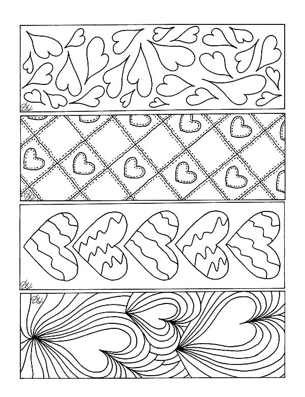 Bookmark Coloring Pages Printable At Getdrawings Com Free For