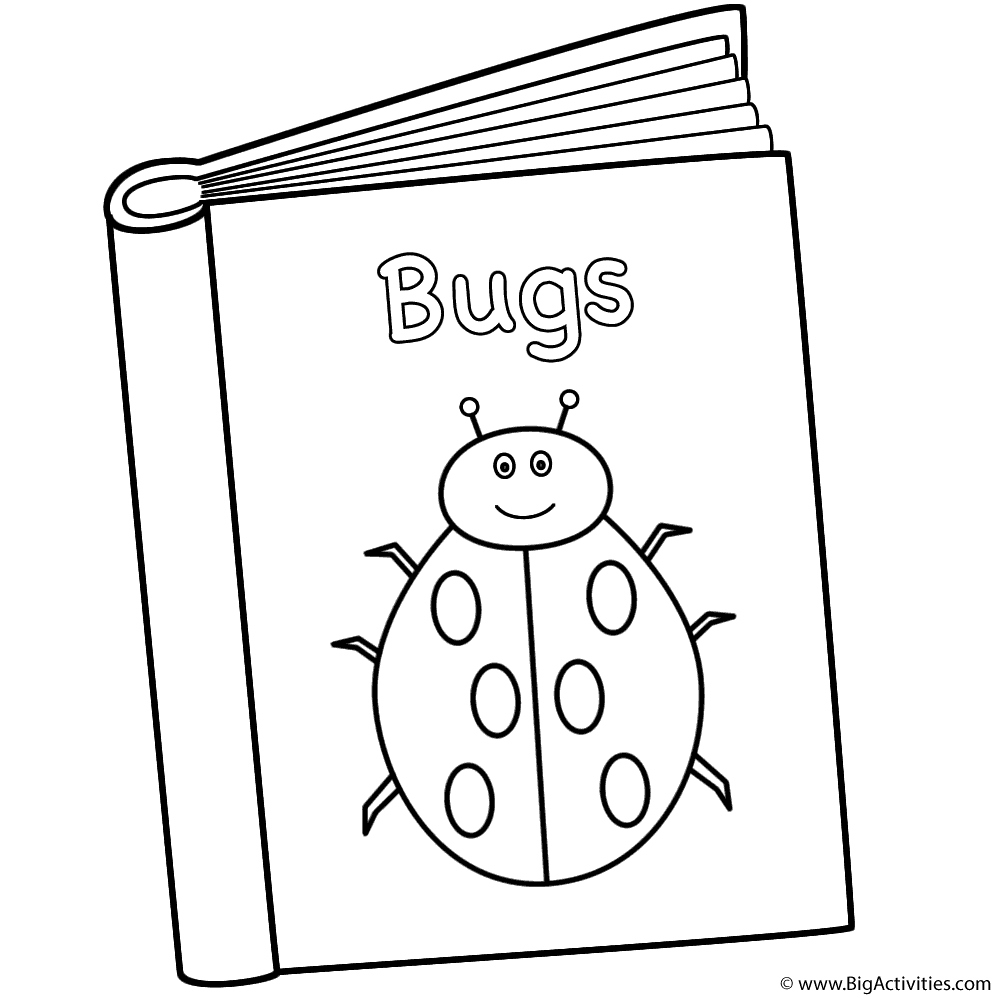 1000x1000 Book Coloring Pages Fresh Colorable School Books And Bookworm Free