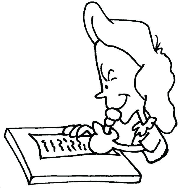 609x637 Bookworm Bookmark Coloring Page Book Worm Coloring Page Free