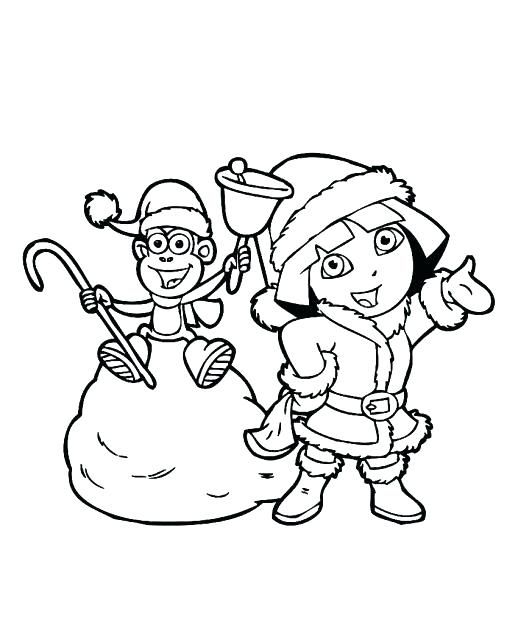 518x617 Dora Birthday Coloring Pages And Boots Coloring Page The Explorer