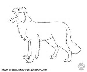 300x250 Collie Coloring Pages
