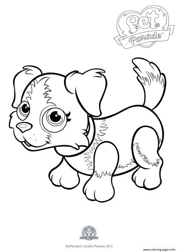 354x500 Border Collie Coloring Pages