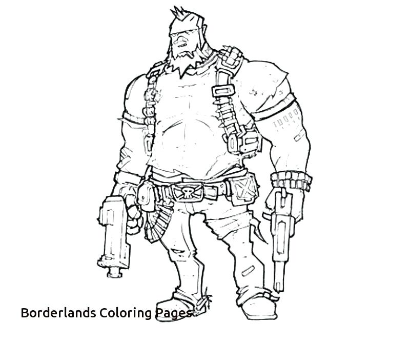 800x667 Borderlands Coloring Pages Borders Coloring Page Borderlands