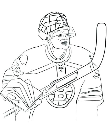 413x480 Boston Bruins Coloring Pages Ins Logo Colouring Page Tea Party