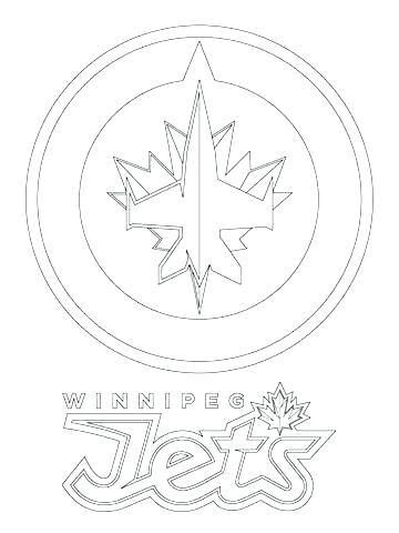 360x480 Nhl Coloring Pages