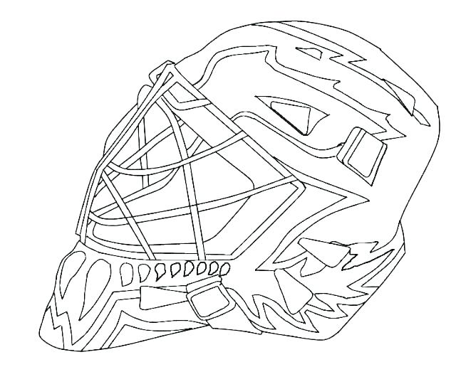 640x516 Boston Bruins Coloring Pages Bruins Coloring Pages Hockey Goalie