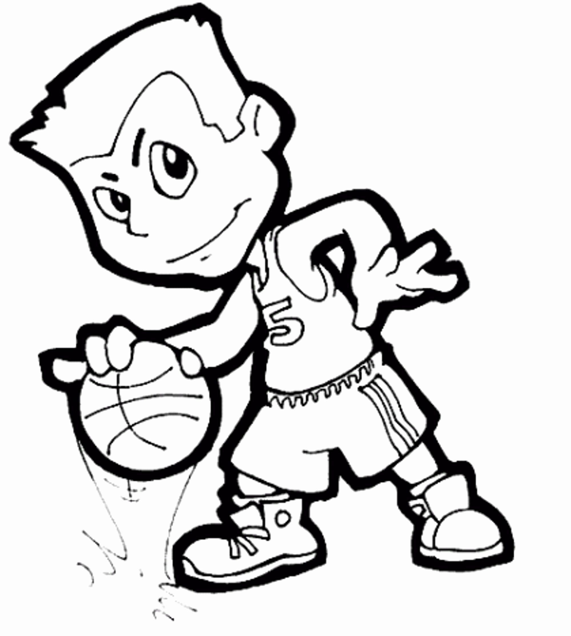 2000x2229 Celtics Basketball Coloring Pages Collection Boston Celtics
