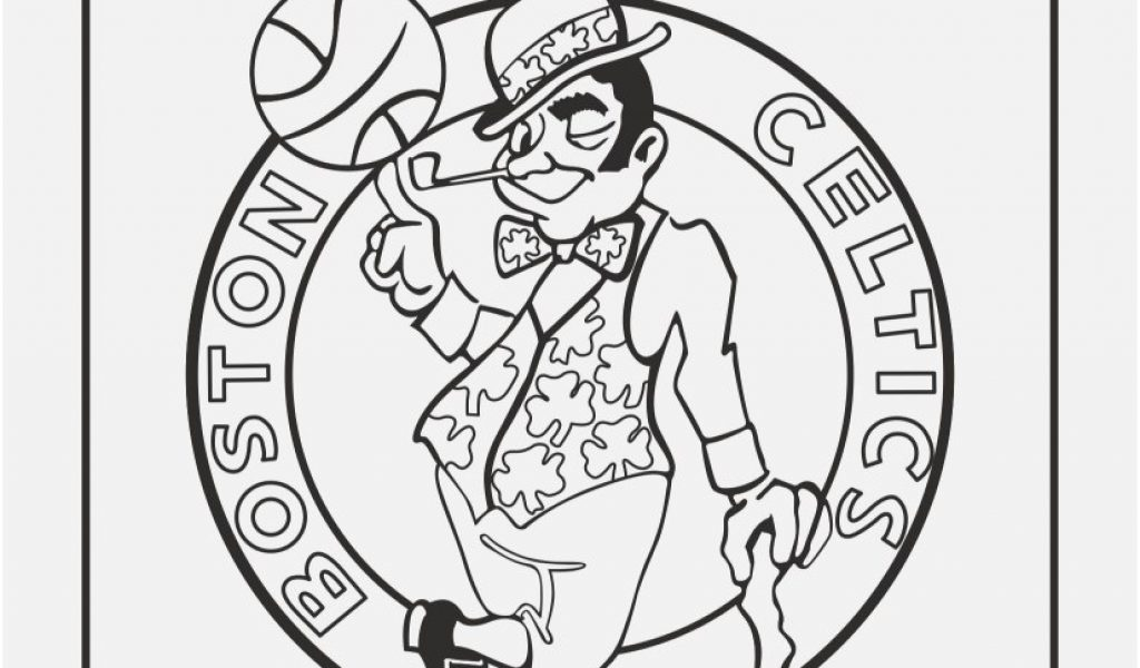 1024x600 Coloring Pages Cool Design Cool Coloring Pages Nba Teams Logos