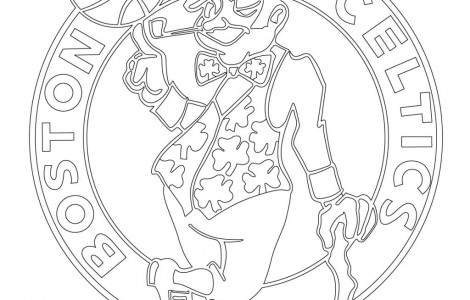470x300 Boston Celtics Coloring Pages Download Free Printable Coloring Pages
