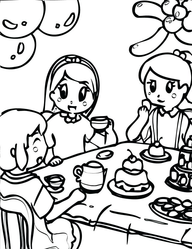 640x828 Boston Massacre Coloring Sheets Tea Party Page Shared