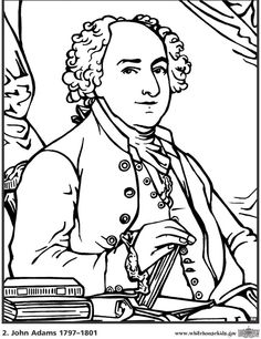 236x306 Revolutionary War Coloring Pages For Kids Social Studies
