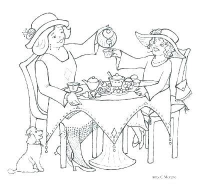400x374 Boston Tea Party Coloring Pages
