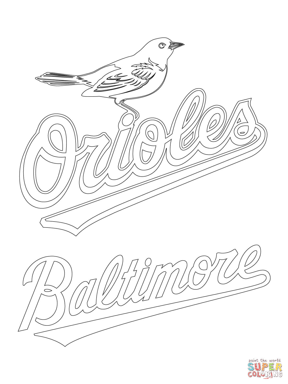 Boston Red Sox Coloring Pages At Getdrawings Com Free For Personal