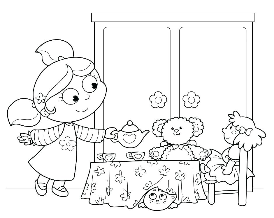 940x751 Boston Tea Party Coloring Page Tea Party Coloring Pages Tea Party