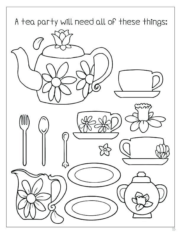 612x792 Boston Tea Party Coloring Pages Amazing Tea Party Coloring Pages