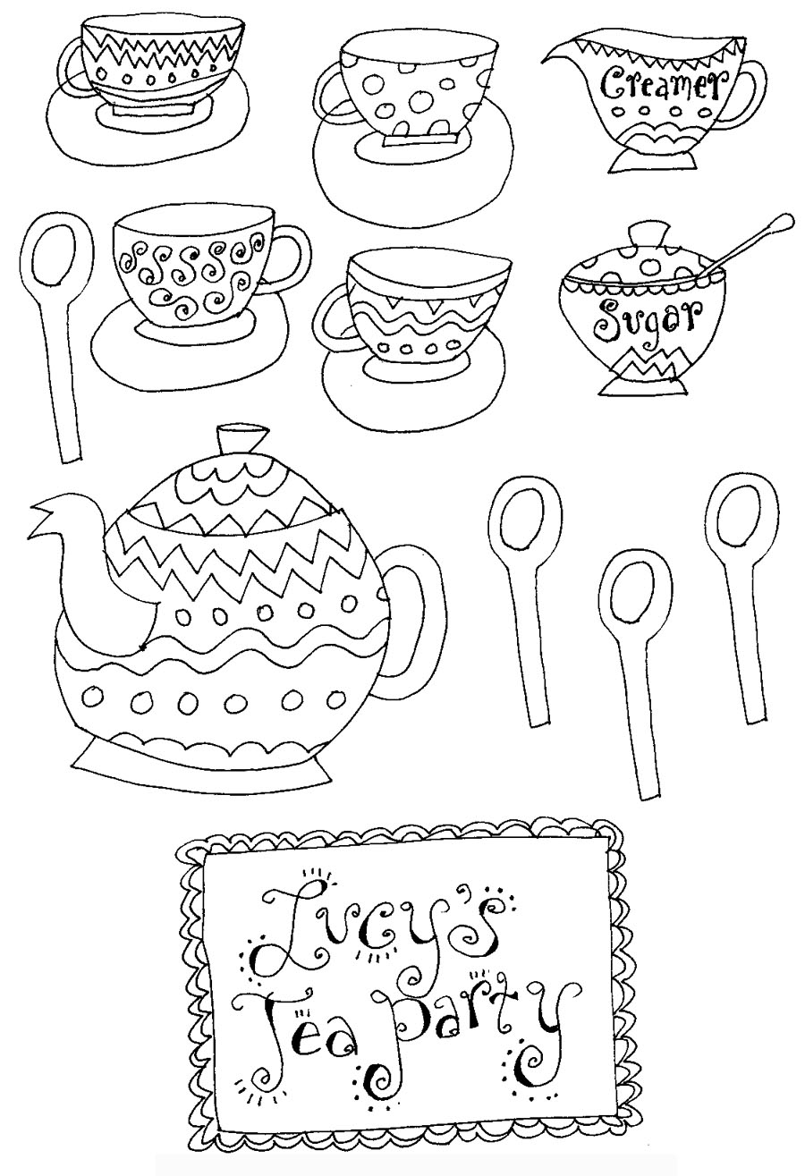 900x1315 Tea Party Coloring Pages Amazing Boston Tea Party Coloring Pages